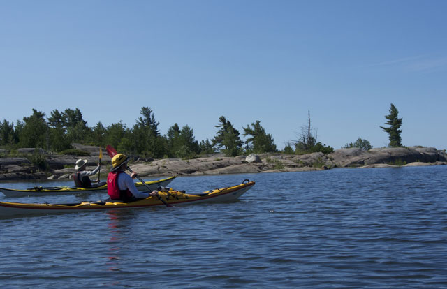 Killarney Kayaking | Georgian Bay | Great Lakes