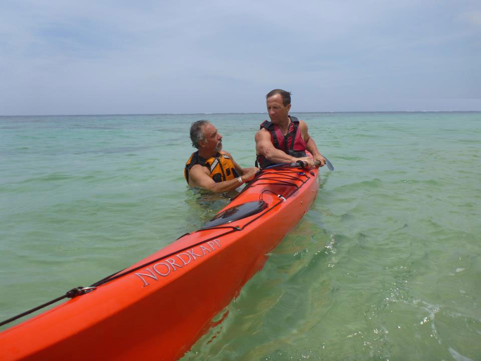 Coastal Kayak Instruction