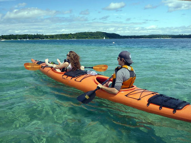 Image result for kayaking
